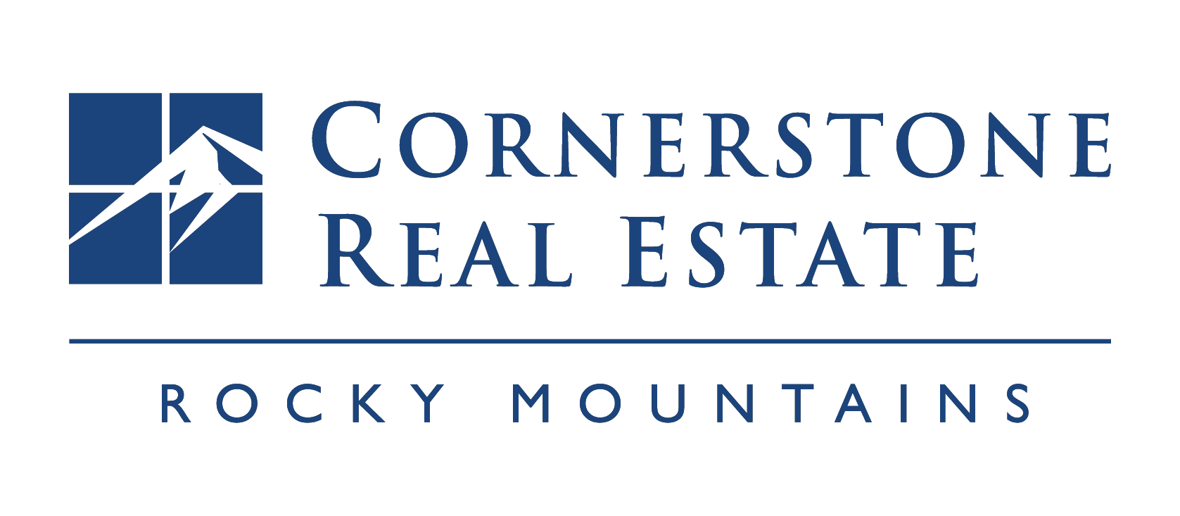 Cornerstone Real Estate Logo